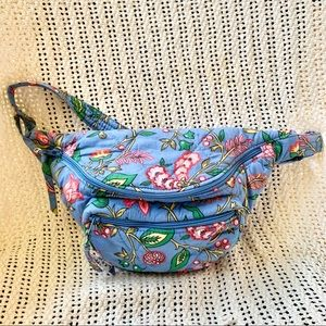 Vintage Quilted Fannypack